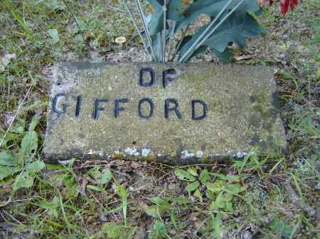 GIFFORD, DYER FLEMING - Izard County, Arkansas | DYER FLEMING GIFFORD - Arkansas Gravestone Photos