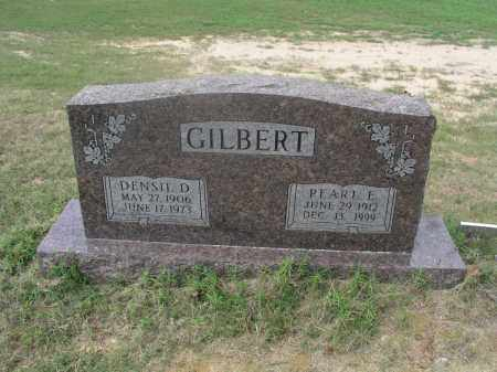 GILBERT, PEARL E. - Izard County, Arkansas | PEARL E. GILBERT - Arkansas Gravestone Photos