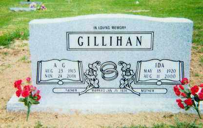 GILLIHAN, ADRAIN GOLDEN - Izard County, Arkansas | ADRAIN GOLDEN GILLIHAN - Arkansas Gravestone Photos