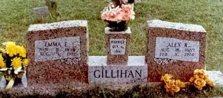 GILLIHAN, ALEX - Izard County, Arkansas | ALEX GILLIHAN - Arkansas Gravestone Photos