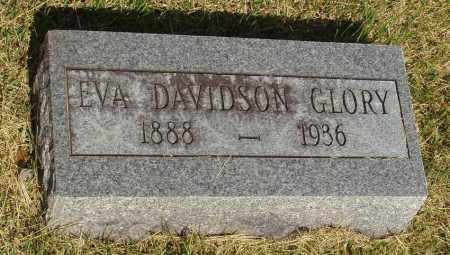 GLORY, EVA ANN - Izard County, Arkansas | EVA ANN GLORY - Arkansas Gravestone Photos