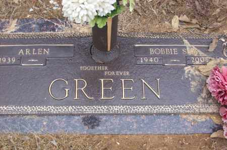 GREEN, ARLEN - Izard County, Arkansas | ARLEN GREEN - Arkansas Gravestone Photos