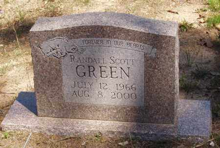 GREEN, RANDALL SCOTT - Izard County, Arkansas | RANDALL SCOTT GREEN - Arkansas Gravestone Photos