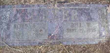 GREER, BILL W - Izard County, Arkansas | BILL W GREER - Arkansas Gravestone Photos