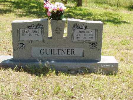 GUILTNER, LEONARD S - Izard County, Arkansas | LEONARD S GUILTNER - Arkansas Gravestone Photos