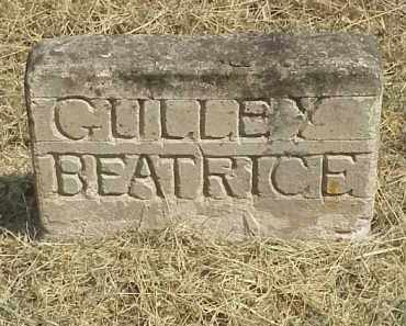 GULLEY, BEATRICE - Izard County, Arkansas | BEATRICE GULLEY - Arkansas Gravestone Photos