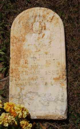 HALL, ANNIE E - Izard County, Arkansas | ANNIE E HALL - Arkansas Gravestone Photos