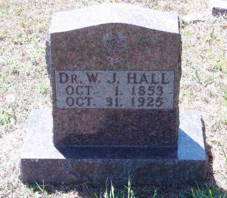 HALL, DR. WILLIAM J - Izard County, Arkansas | DR. WILLIAM J HALL - Arkansas Gravestone Photos
