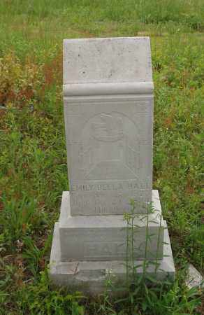 HALL, EMILY DELLA - Izard County, Arkansas | EMILY DELLA HALL - Arkansas Gravestone Photos