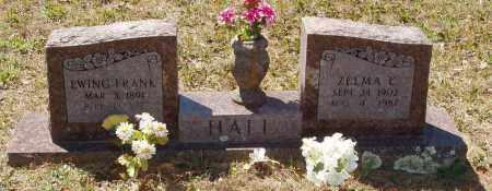 HALL, ZELMA E - Izard County, Arkansas | ZELMA E HALL - Arkansas Gravestone Photos