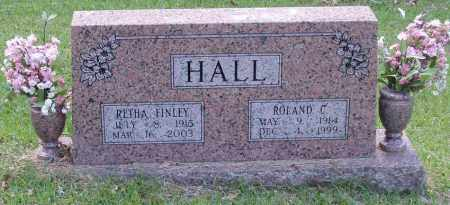 HALL, RETHA ADA - Izard County, Arkansas | RETHA ADA HALL - Arkansas Gravestone Photos