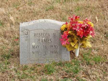 HAMES, REBECCA M - Izard County, Arkansas | REBECCA M HAMES - Arkansas Gravestone Photos