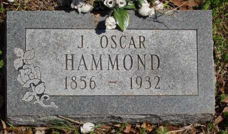 HAMMOND, J. OSCAR - Izard County, Arkansas | J. OSCAR HAMMOND - Arkansas Gravestone Photos