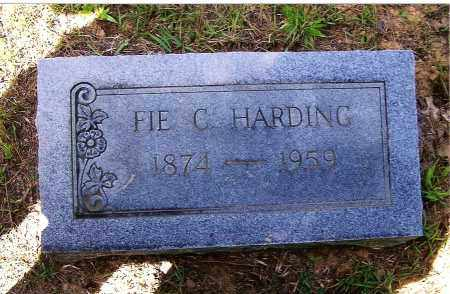 HARDING, FIE C. - Izard County, Arkansas | FIE C. HARDING - Arkansas Gravestone Photos