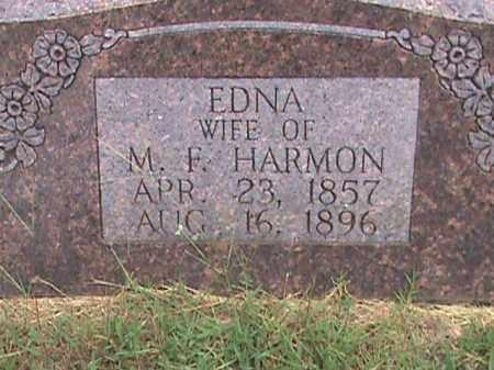 HARMON, EDNA - Izard County, Arkansas | EDNA HARMON - Arkansas Gravestone Photos