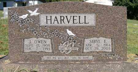 HARVELL, SIBYL EMILY (OBIT) - Izard County, Arkansas | SIBYL EMILY (OBIT) HARVELL - Arkansas Gravestone Photos