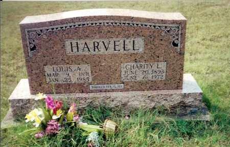 HARVELL, CHARITY  LILLIAN - Izard County, Arkansas | CHARITY  LILLIAN HARVELL - Arkansas Gravestone Photos