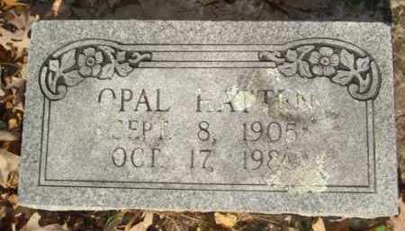 HATTEN, OPAL - Izard County, Arkansas | OPAL HATTEN - Arkansas Gravestone Photos