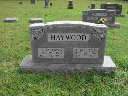 HAYWOOD, JOHN HENRY - Izard County, Arkansas | JOHN HENRY HAYWOOD - Arkansas Gravestone Photos