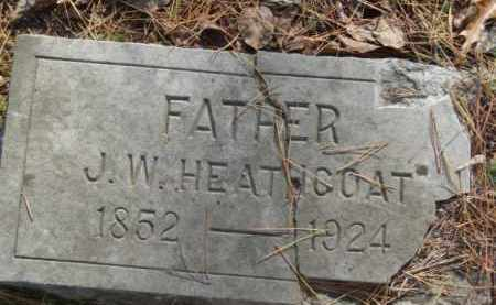 HEATHCOAT, J. W. - Izard County, Arkansas | J. W. HEATHCOAT - Arkansas Gravestone Photos