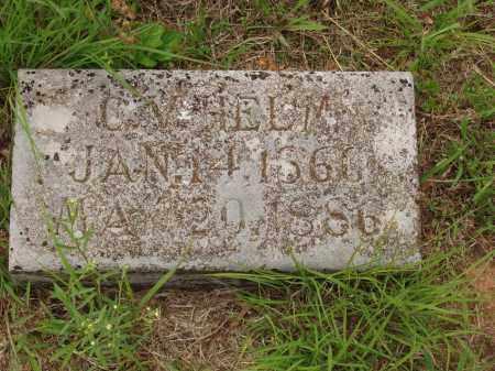 HELM, CLEMENSIA VICTORIA - Izard County, Arkansas | CLEMENSIA VICTORIA HELM - Arkansas Gravestone Photos