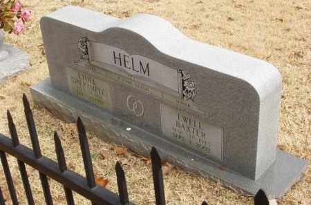 DALRYMPLE HELM, ETHEL - Izard County, Arkansas | ETHEL DALRYMPLE HELM - Arkansas Gravestone Photos