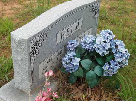 HELM, HOMER CURTIS - Izard County, Arkansas | HOMER CURTIS HELM - Arkansas Gravestone Photos