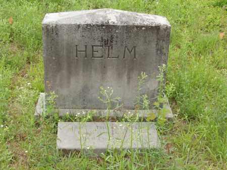HELM, JAMES THOMAS - Izard County, Arkansas | JAMES THOMAS HELM - Arkansas Gravestone Photos