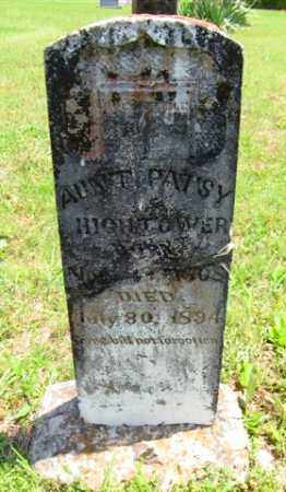 DOWNEY HIGHTOWER, MARTHA F - Izard County, Arkansas | MARTHA F DOWNEY HIGHTOWER - Arkansas Gravestone Photos