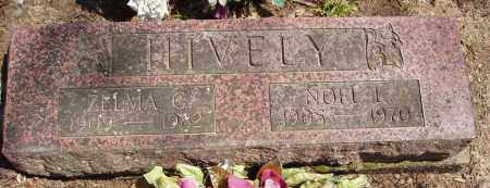 HIVELY, ZELMA G - Izard County, Arkansas | ZELMA G HIVELY - Arkansas Gravestone Photos
