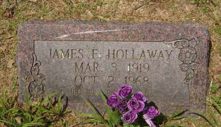 HOLLAWAY, JAMES E - Izard County, Arkansas | JAMES E HOLLAWAY - Arkansas Gravestone Photos