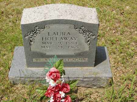 HOLLAWAY, LAURA - Izard County, Arkansas | LAURA HOLLAWAY - Arkansas Gravestone Photos