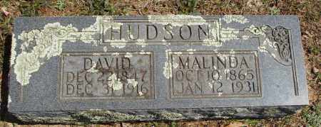 HUDSON, DAVID - Izard County, Arkansas | DAVID HUDSON - Arkansas Gravestone Photos