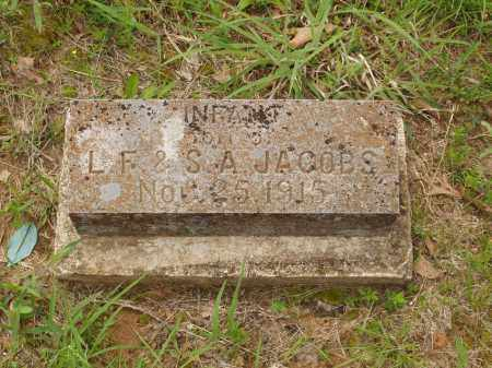 JACOBS, INFANT SON - Izard County, Arkansas | INFANT SON JACOBS - Arkansas Gravestone Photos
