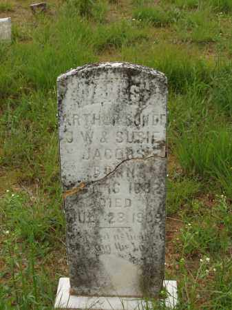 JACOBS, JAMES ARTHUR - Izard County, Arkansas | JAMES ARTHUR JACOBS - Arkansas Gravestone Photos
