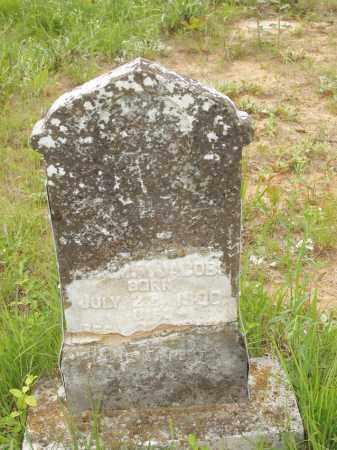 JACOBS, JEFF HOMER - Izard County, Arkansas   JEFF HOMER JACOBS - Arkansas Gravestone Photos