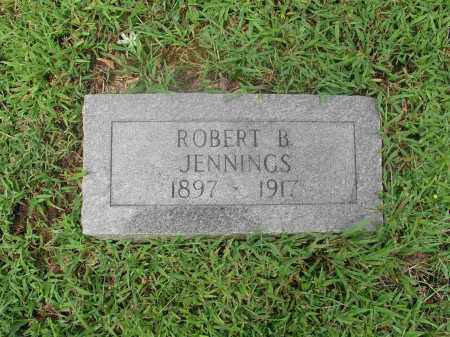 JENNINGS, ROBERT B. - Izard County, Arkansas | ROBERT B. JENNINGS - Arkansas Gravestone Photos