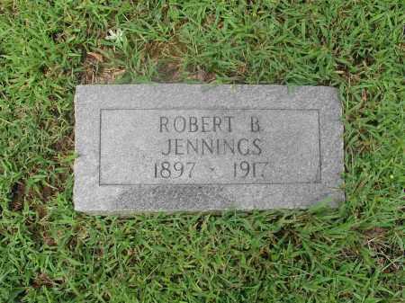 JENNINGS, ROBERT B. - Izard County, Arkansas | ROBERT B. JENNINGS - Arkansas Gravestone Photos