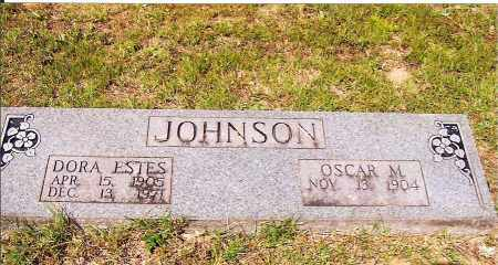 JOHNSON, DORA ESTES - Izard County, Arkansas | DORA ESTES JOHNSON - Arkansas Gravestone Photos