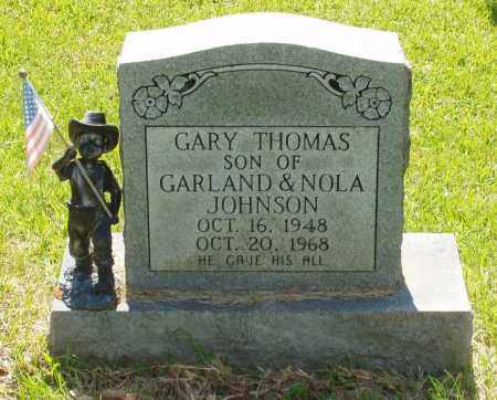 JOHNSON, GARY THOMAS - Izard County, Arkansas | GARY THOMAS JOHNSON - Arkansas Gravestone Photos
