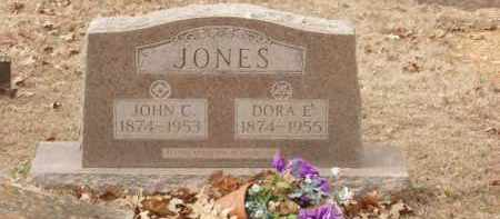 JONES, JOHN C - Izard County, Arkansas | JOHN C JONES - Arkansas Gravestone Photos