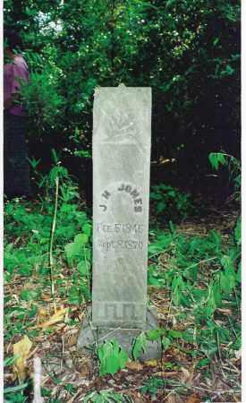 JONES, JAMES HAMILTON - Izard County, Arkansas | JAMES HAMILTON JONES - Arkansas Gravestone Photos