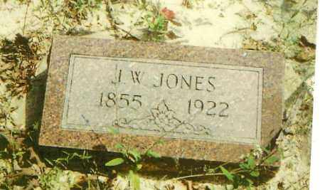 JONES, JOHN WILLIAM - Izard County, Arkansas | JOHN WILLIAM JONES - Arkansas Gravestone Photos