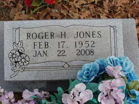 JONES, ROGER H - Izard County, Arkansas | ROGER H JONES - Arkansas Gravestone Photos