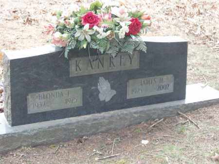 KANKEY, BLONDA L - Izard County, Arkansas | BLONDA L KANKEY - Arkansas Gravestone Photos