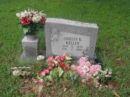 KELLEY, SHIRLEY B. (OBIT) - Izard County, Arkansas | SHIRLEY B. (OBIT) KELLEY - Arkansas Gravestone Photos