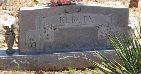 KERLEY, A. MAE - Izard County, Arkansas | A. MAE KERLEY - Arkansas Gravestone Photos