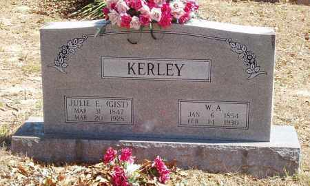 KERLEY, W A - Izard County, Arkansas | W A KERLEY - Arkansas Gravestone Photos