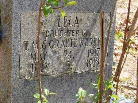 KERLEY, LELA - Izard County, Arkansas | LELA KERLEY - Arkansas Gravestone Photos