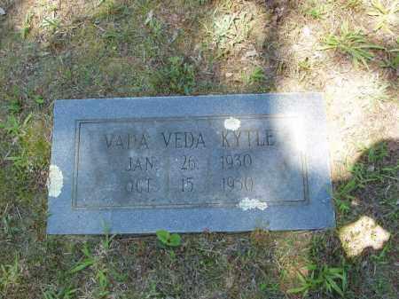 KYTLE, VADA VEDA - Izard County, Arkansas | VADA VEDA KYTLE - Arkansas Gravestone Photos